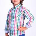 Camisa niño Malasia de La Jaca
