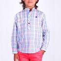 Camisa niño Oasis de La Jaca