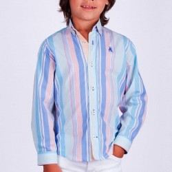 Camisa niño Eliseo de La Jaca