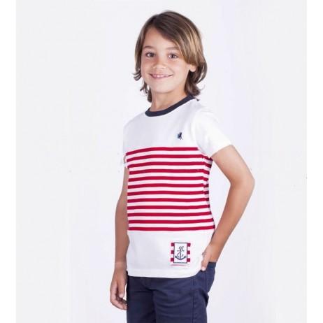 Camiseta niño dhakar de La Jaca