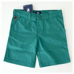 Bermuda niño verde de La Jaca