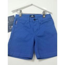 Bermuda azulón niño cinco bolsillos de La Jaca