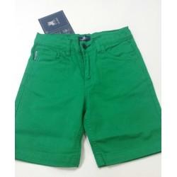 Bermuda verde niño cinco bolsillos de La Jaca