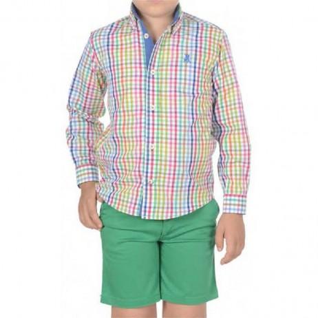 Camisa niño Catania de La Jaca