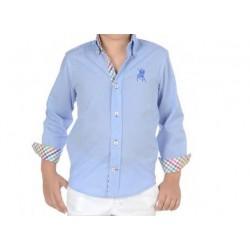 Camisa niño Messina de La Jaca