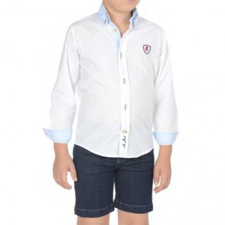 Camisa niño Lighthouse de La Jaca