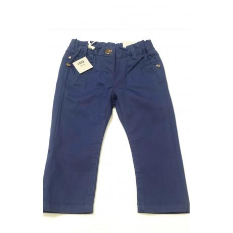 Pantalón azul bebe niña de IDO