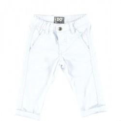 Pantalón blanco bebe niño de IDO