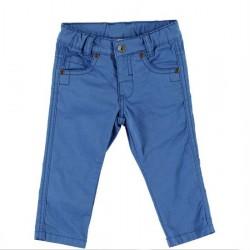 Pantalón azulón bebe niño de IDO