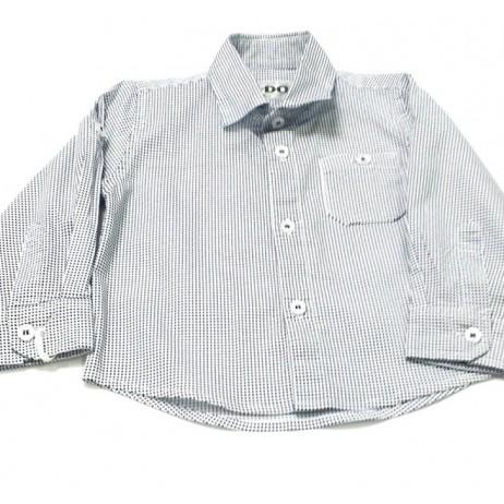 Camisa topos negros niño de IDO