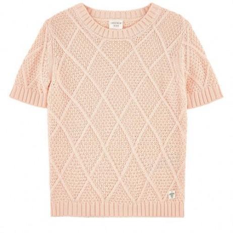Jersey rosa niña de Carrement Beau