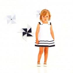 Vestido marinero niña de Paz Rodriguez