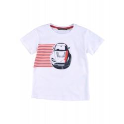 Camiseta niño coche de Aston Martin