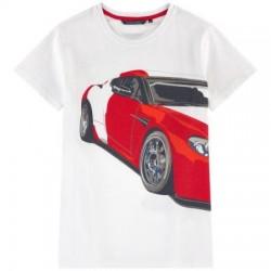 Camiseta coche niño de Aston Martin