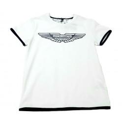 Camiseta logo niño de Aston Martin