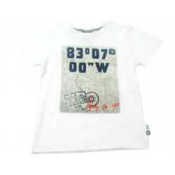 Camiseta blanca niño de LCEE