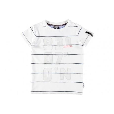 Camiseta rayas niño de LCEE