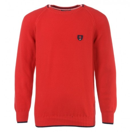 Jersey rojo de Lion of Porches