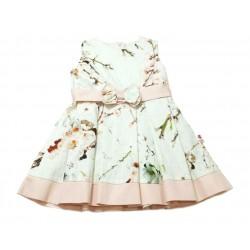 Vestido estampado niña de Carmen Vazquez