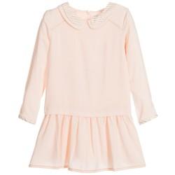 Vestido rosa bebe niña de Carrement Beau