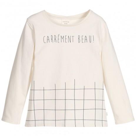 Camiseta niño logo Carrement Beau