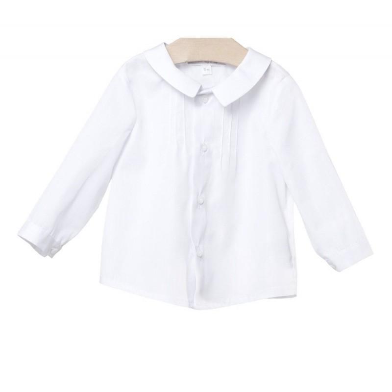 e4f0b773c2e camisa bebe niño-ropa de bebe-moda infantil bebe-Nico y Nicoletta