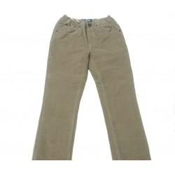 Pantalón niño de pana camel de IDO