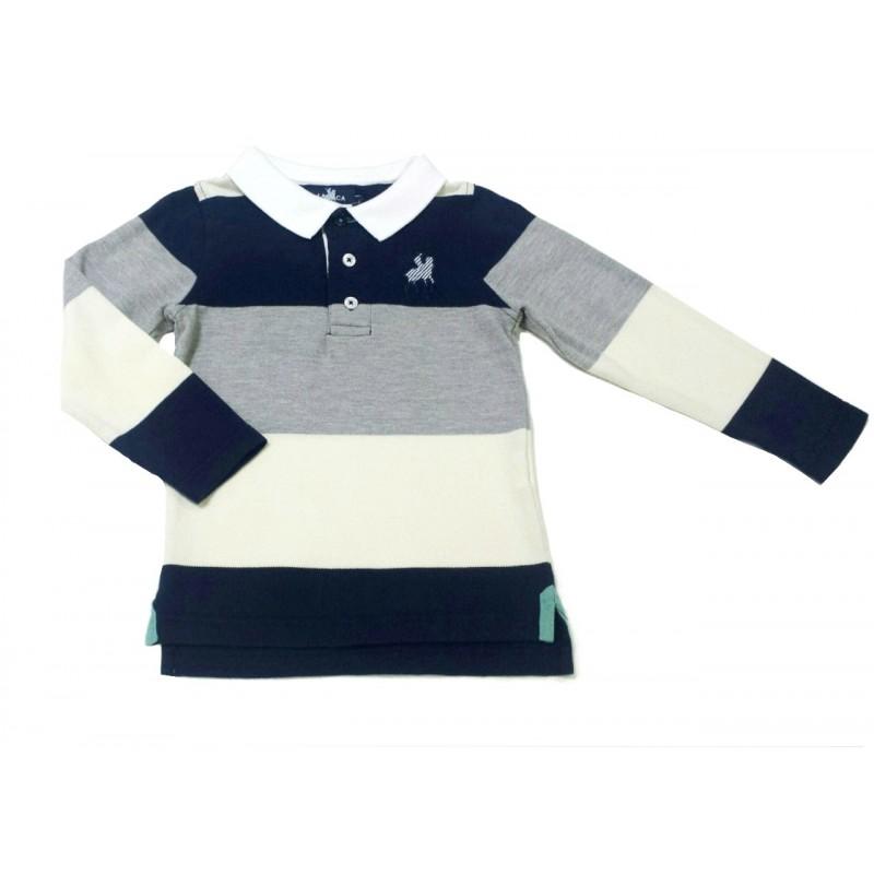 polo niño-ropa de bebe-moda infantil bebe-Nico y Nicoletta 214c3a85ab49