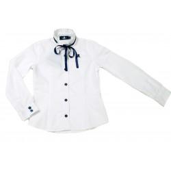 Camisa blanca niña Adele de La Jaca