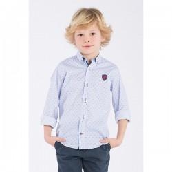 Camisa rayas niño Narciso de La Jaca