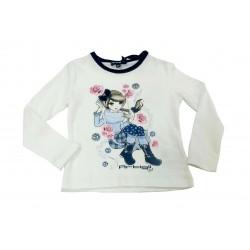 Camiseta niña en columpio de Artigli Girl