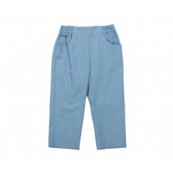 Pantalon azul bebe niño de Fina Ejerique