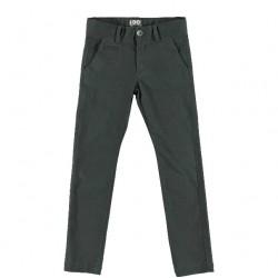 Pantalon chino gris niño de IDO