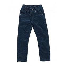 Pantalon pana niño azul marino de IDO