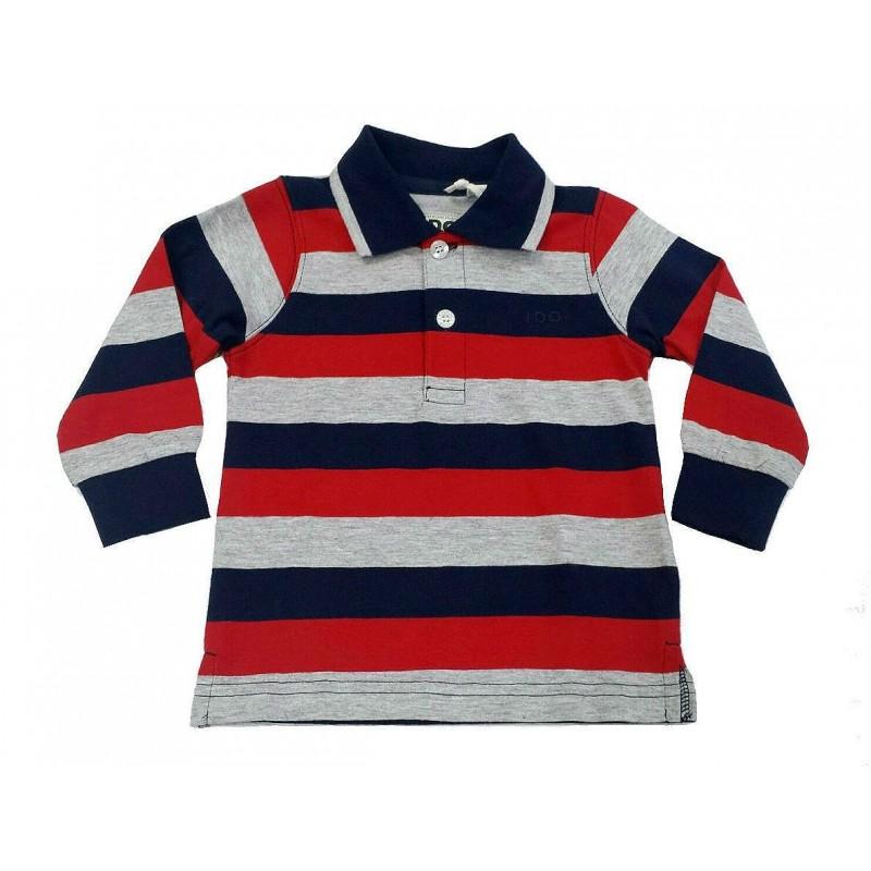 polo bebe niño- moda infantil- ropa bebe- nico y nicoletta d7071b9219be