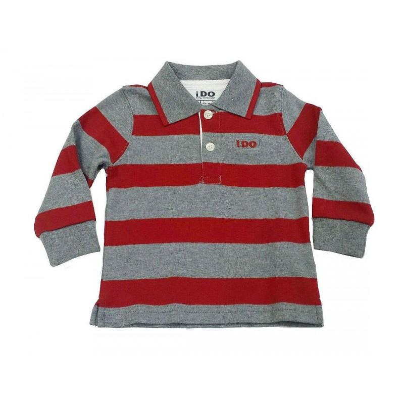polo bebe niño- moda infantil- ropa bebe- nico y nicoletta a0f282c5aae