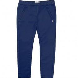 Pantalón azul niña de Carrement Beau