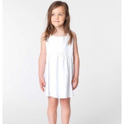 Vestido blanco niña de Carrement Beau