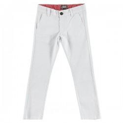 Pantalon niño blanco roto de IDO