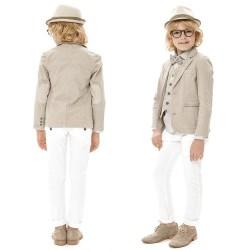 Pantalon chino niño de IDO
