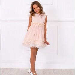 Vestido niña Neka de Cap-Ras