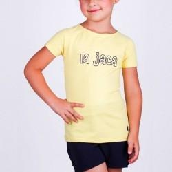 Camiseta básica niña de La Jaca