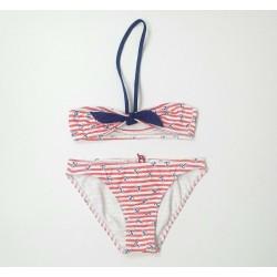 Bikini anclas niña de Fina Ejerique