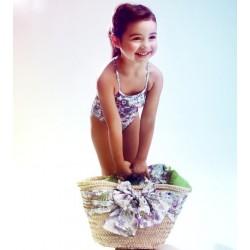 Bañador flores niña de Fina Ejerique