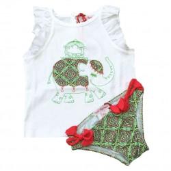 Camiseta niña de Fina Ejerique