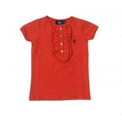 Camiseta coral Delhi de La Jaca