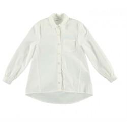Camisa crema niña de IDO