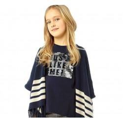 Camiseta niña lentejuelas reversibles de IDO