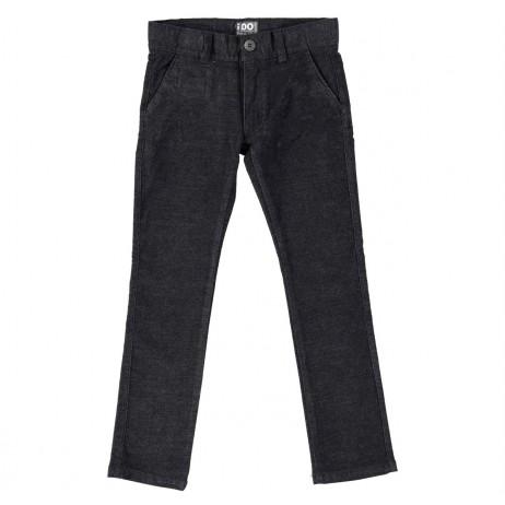 Pantalon niño gris marengo de IDO