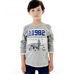 Camiseta niño Manhattan de IDO